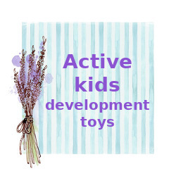 Toddler Physical Development Education Activity