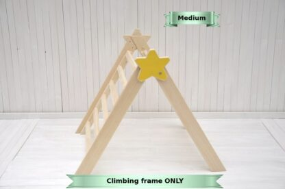 Triangle climbing Baby Star Barin Toys folding just in seconds