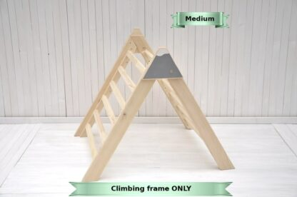 Mountain Climber Baby triangle Barin Toys is climbing baby toy, foldable kids playroom just in seconds