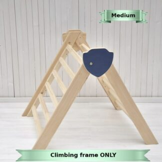 Climbing Baby triangle by Barin Toys for real knights games
