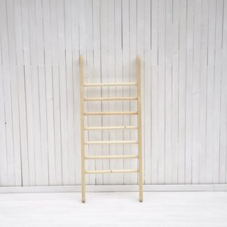 Wooden Climbing frame Barin Toys Round Steps Ladder pikler triangle connection and slide option