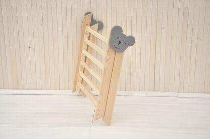 Easy folding climbing frame small Koala baby climber folded