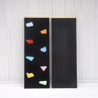 Barin Toys Climbing Black slide and Rocks&Pebbles board - best ever price in UK and Ireland