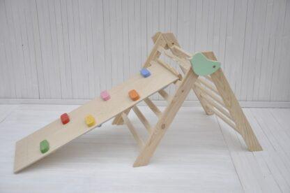Passarinho Barin Toys triângulo articulado pikler melhor preço para comprar em Portugal