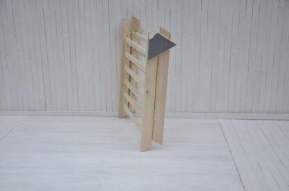 Barin Toys Bergbeklimmer inklapbaar klimrek baby hout