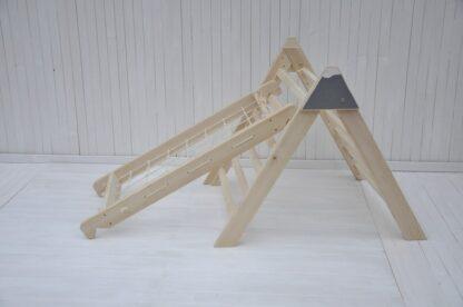 triangle de pikler pliable Bébé alpiniste Barin Toys le triangle pikler pas cher avis occasion