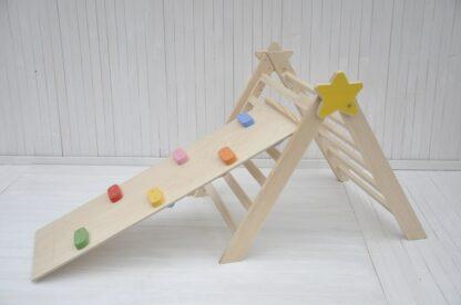 Baby Star pikler kletterdreieck klappbar Barin Toys baby klettergerüst kaufen online